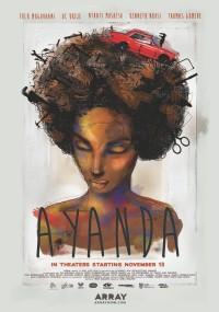 Ayanda and the Mechanic (2015) plakat