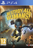 plakat - Destroy All Humans! (2020)