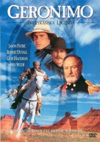 Geronimo: Amerykańska legenda (1993) plakat