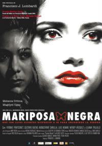 Czarny motyl (2006) plakat