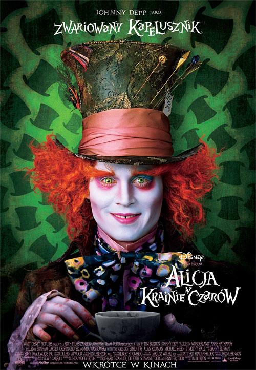 Alicja w Krainie Czarów Poster