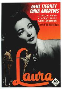 Laura (1944) plakat