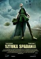 plakat - Sztuka spadania (2004)