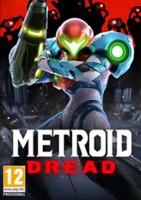 plakat - Metroid Dread (2021)