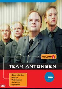 Team Antonsen (2004) plakat