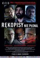 plakat - Rękopisy nie płoną (2013)