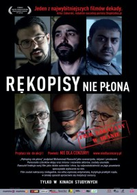 Rękopisy nie płoną (2013) plakat