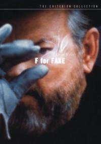 F jak fałszerstwo (1973) plakat