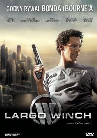 Largo Winch (2008) plakat