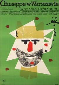 Giuseppe w Warszawie (1964) plakat
