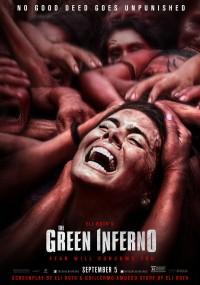 The Green Inferno (2013) plakat