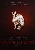 plakat - Pozwól mi wejść (2010)