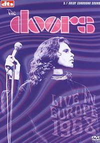 The Doors w Europie (1991) plakat