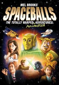 Spaceballs: The Animated Series (2008) plakat