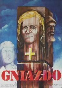 Gniazdo (1974) plakat
