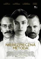 plakat - Niebezpieczna metoda (2011)