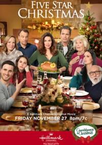 Five Star Christmas (2020) plakat