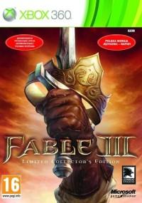 Fable III (2010) plakat