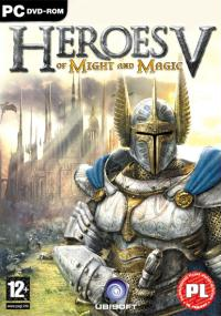 Heroes of Might and Magic V (2006) plakat