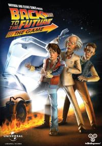 Back to the Future: The Game (2010) plakat
