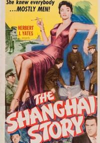 The Shanghai Story (1954) plakat