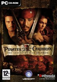 Pirates of the Caribbean: The Legend of Jack Sparrow (2006) plakat