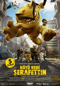 Kocur (2016) plakat