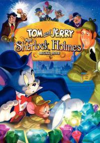 Tom i Jerry i Sherlock Holmes (2010) plakat