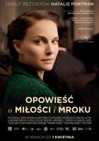 plakat - Opowieść o miłości i mroku (2015)