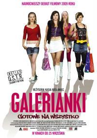 Galerianki (2009) plakat