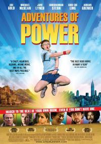 Przygody Powera (2008) plakat