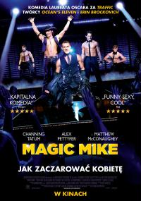 Magic Mike (2012) plakat