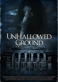 Unhallowed Ground (2015) plakat