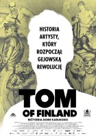 plakat - Tom of Finland (2017)