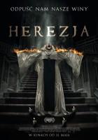 plakat - Herezja (2018)