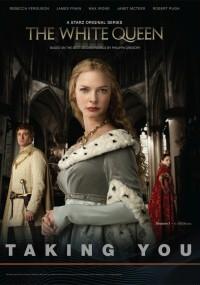 Biała królowa (2013) plakat