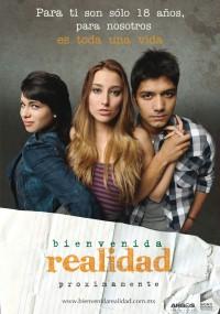Bienvenida realidad (2011) plakat