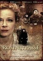 Rosenstrasse (2003) plakat