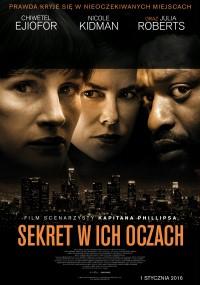Sekret w ich oczach (2015) plakat