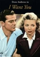I Want You (1951) plakat