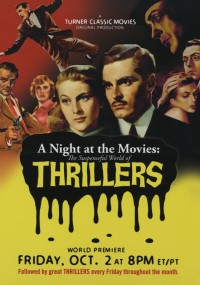 Night at the Movies: The Suspenseful World of Thrillers (2009) plakat
