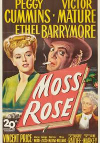 Moss Rose (1947) plakat