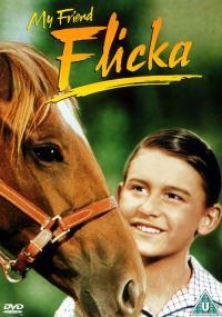 My Friend Flicka (1943) plakat