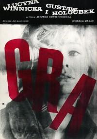 Gra (1968) plakat