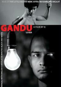 Gandu (2010) plakat
