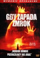 plakat - Gdy zapada zmrok (2003)