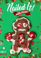 plakat - Nailed It! Holiday! (2018)