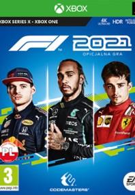 F1 2021 (2021) plakat