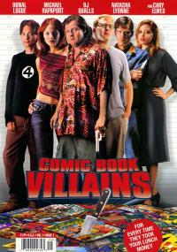 Comic Book Villains (2002) plakat