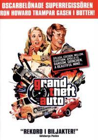 Grand Theft Auto (1977) plakat